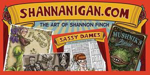 Shannanigan.com Promo