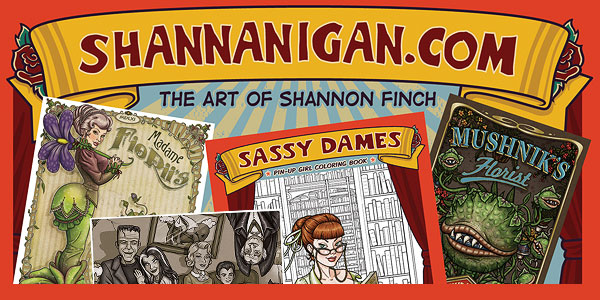 Shannanigan.com Promo by Shannanigan