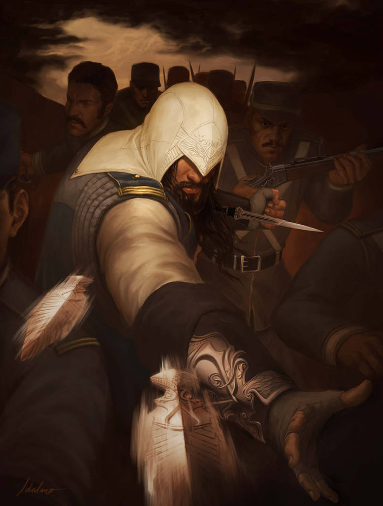 Assassin`s Creed Brasil: Fight For Republic