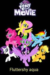 My Little Pony mane six  by Fluttershyaqua