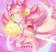 Mad Mew Mew by HeBetarian