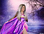 Fairy tail winter by Lolita-Artz