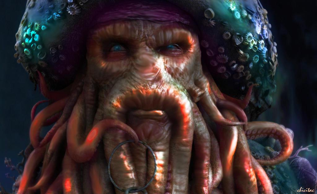 Davy Jones by Lolita-Artz