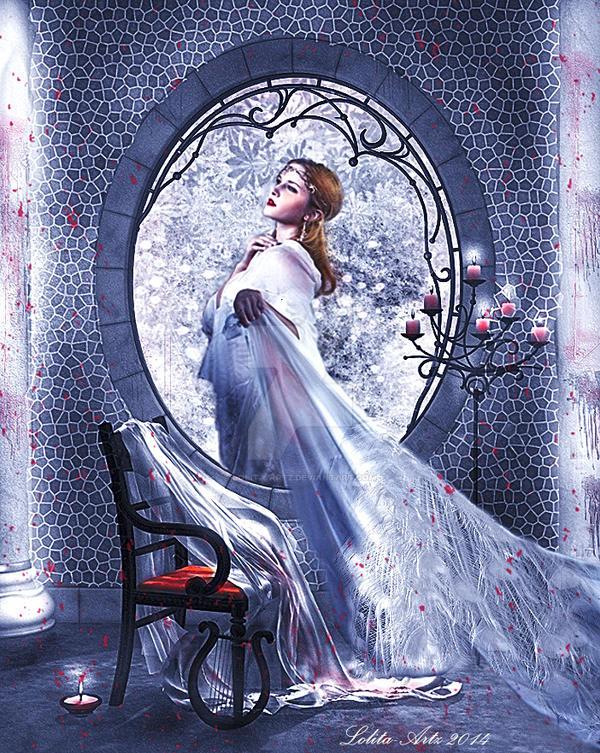 White Queen (updated) by Lolita-Artz