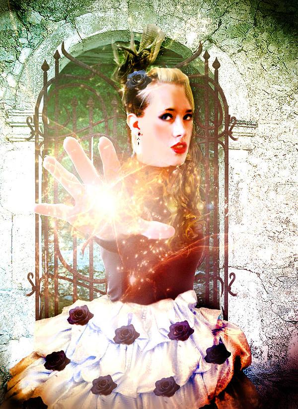 beautiful witch by Lolita-Artz