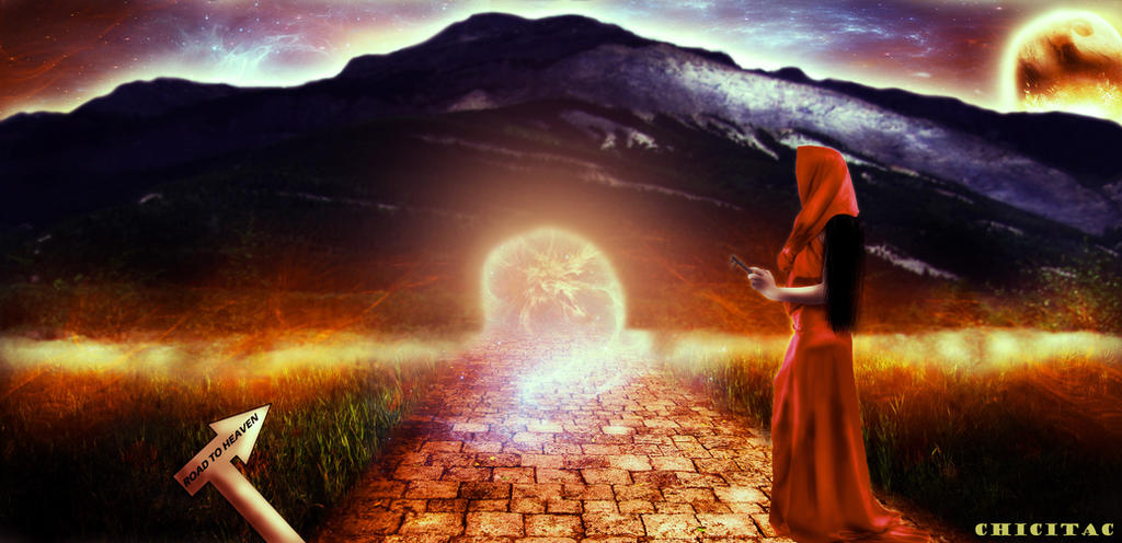 Road To Heaven by Lolita-Artz