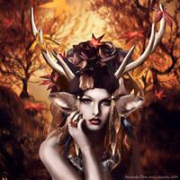 nature girl by Lolita-Artz