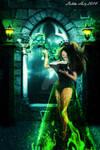 cast a spell *updated* by Lolita-Artz