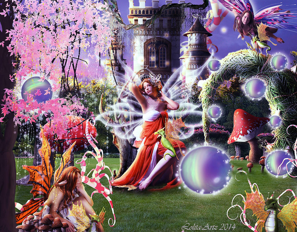 fairy Queen by Lolita-Artz