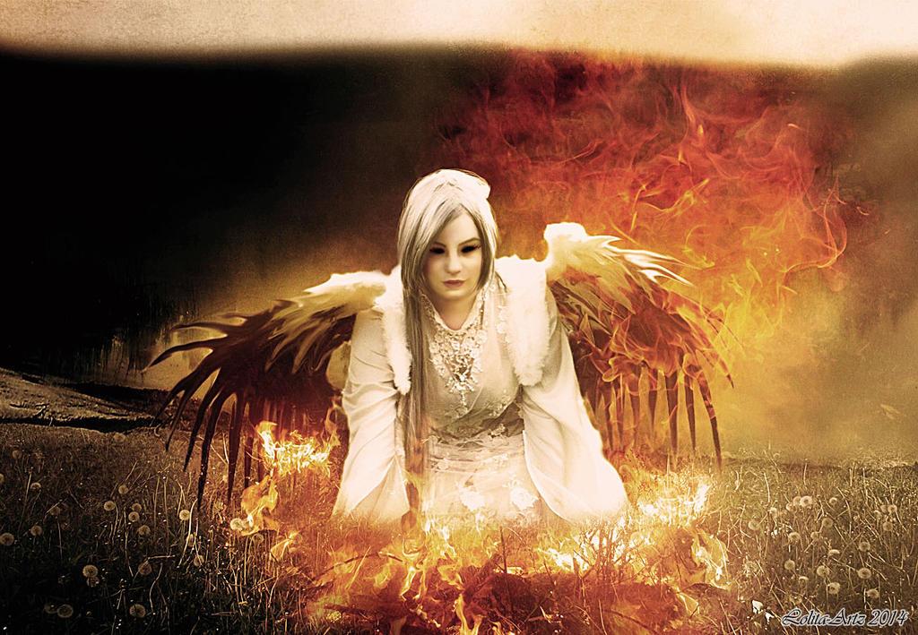 Dark Angel by Lolita-Artz