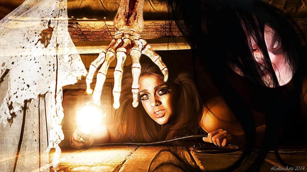 My Worst Nightmare (wallpaper) by Lolita-Artz