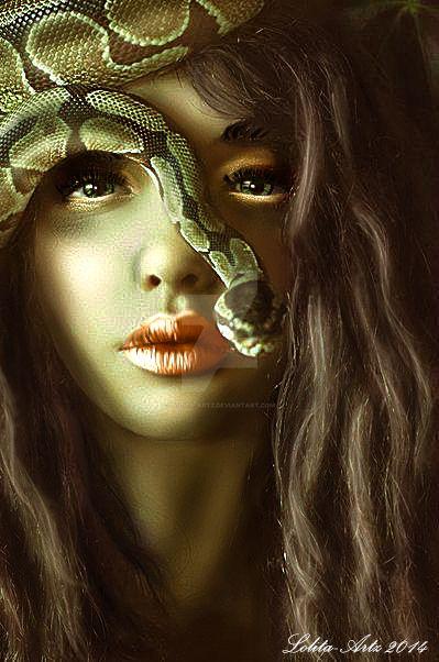 snake by Lolita-Artz