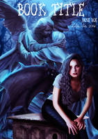 book cover-monster me up by Lolita-Artz