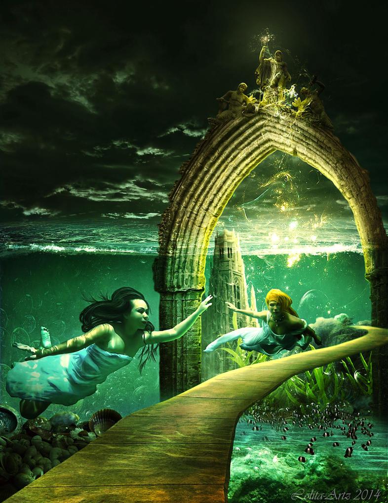 Under The Sea by Lolita-Artz