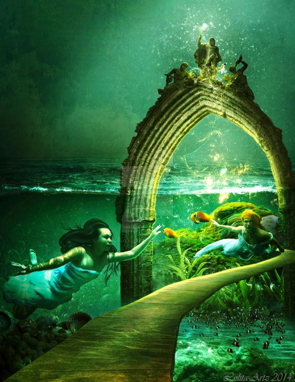Under The Sea 2 by Lolita-Artz