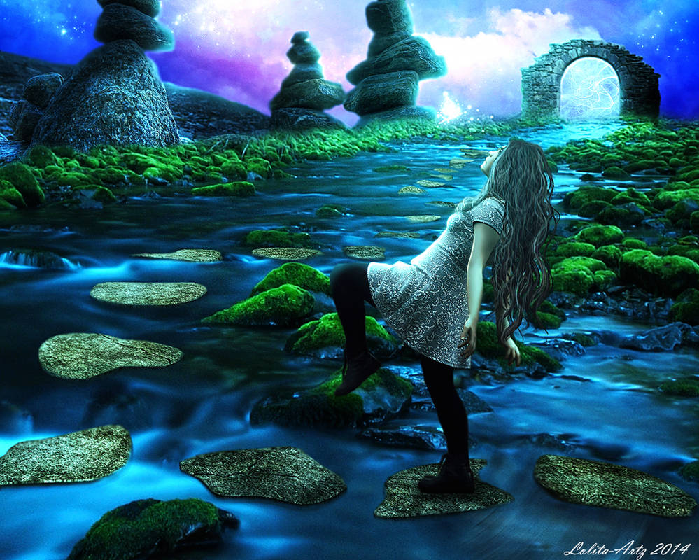Follow The Path by Lolita-Artz
