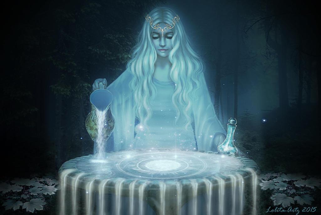 Galadriel by Lolita-Artz