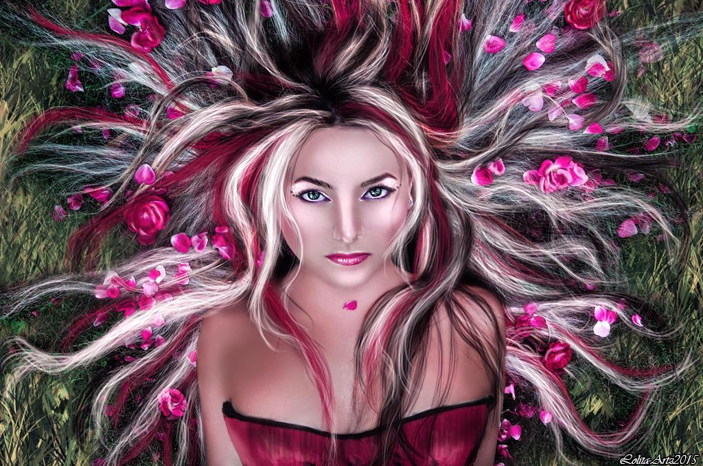 Love Petals by Lolita-Artz