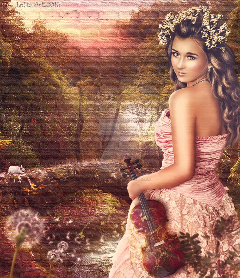 Natural Sounds by Lolita-Artz