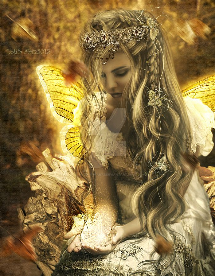 My Butterfly by Lolita-Artz