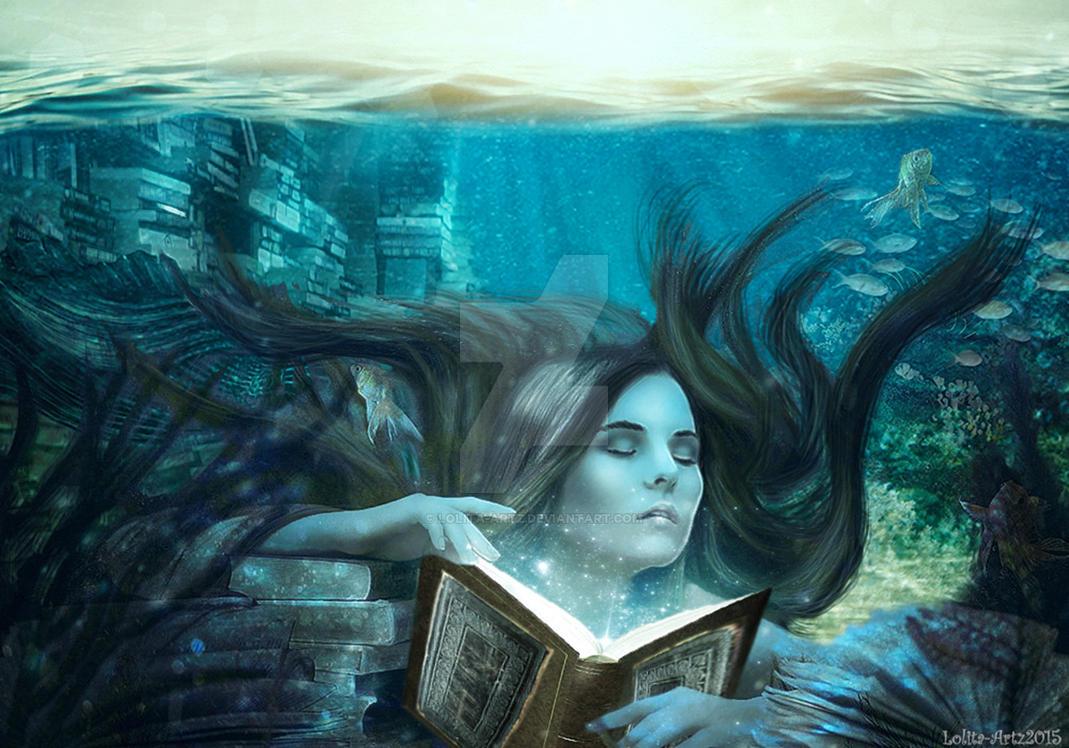 Sunken mysteries by Lolita-Artz