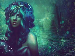 Pretty In Blue by Lolita-Artz