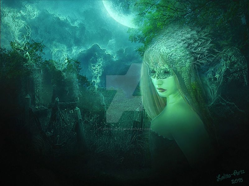 the soul keeper by Lolita-Artz