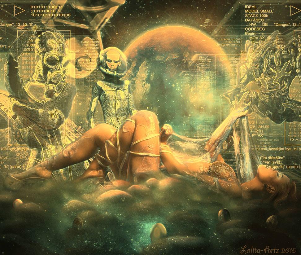 abduction by Lolita-Artz