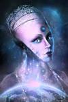 Sci-fi Portrait (PRINTS)