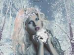 Snow Queen Portrait