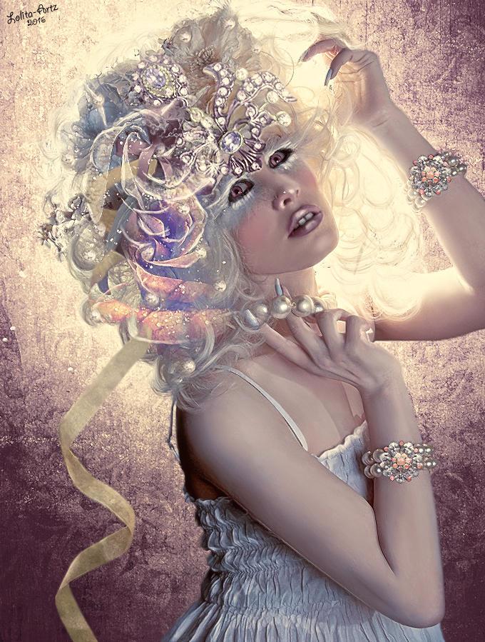 beauty in bloom by Lolita-Artz