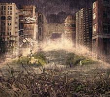 A Normal Day by Lolita-Artz