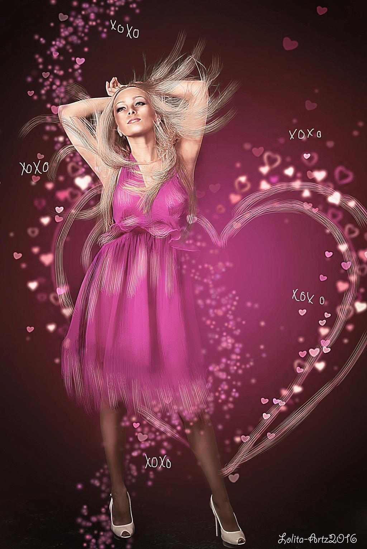 valentine exchange by Lolita-Artz