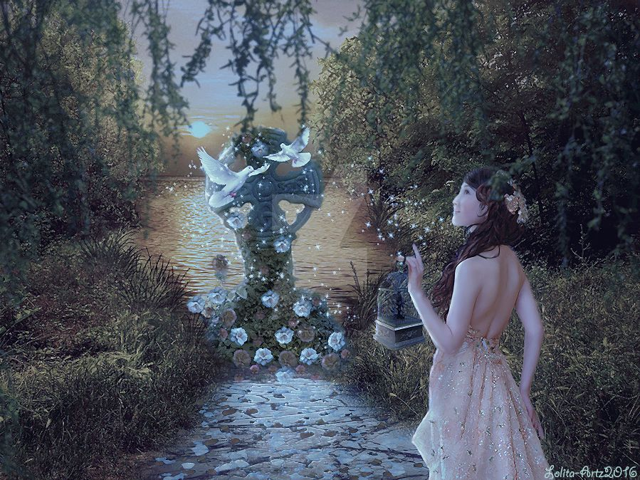 I'm Still Here by Lolita-Artz