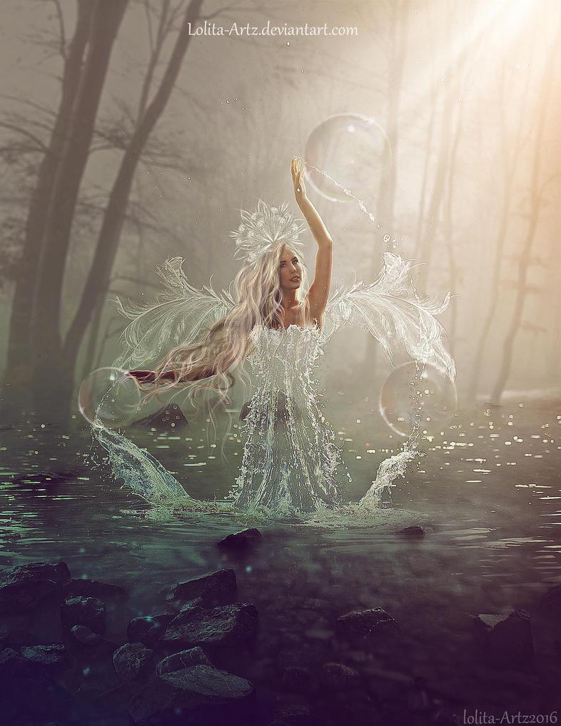 water goddess 2 by Lolita-Artz