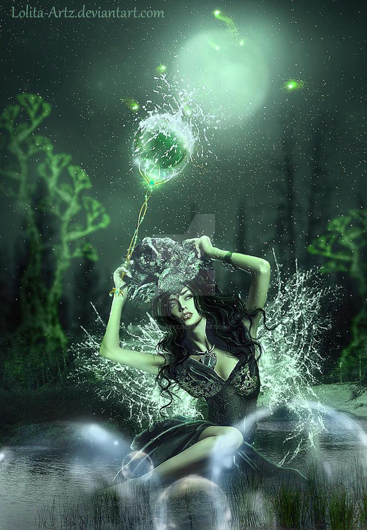 Water Goddess 4 by Lolita-Artz