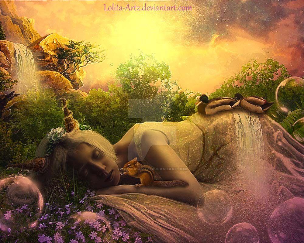 Water Goddess 5 by Lolita-Artz