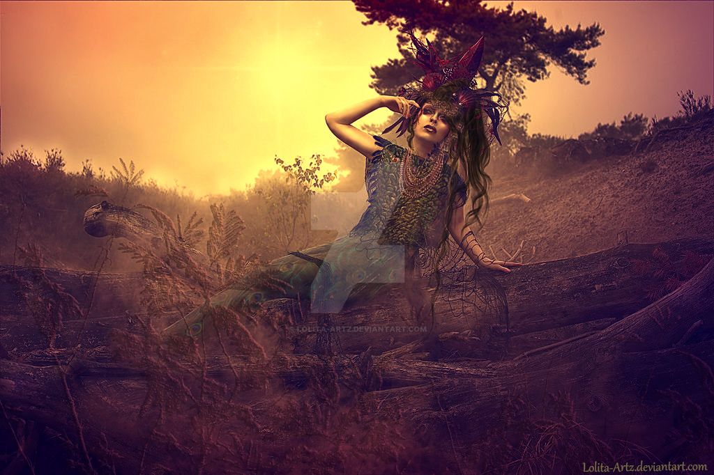 fashion pose by Lolita-Artz