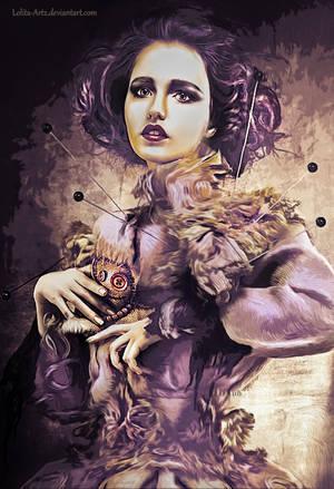 Puppet Master by Lolita-Artz