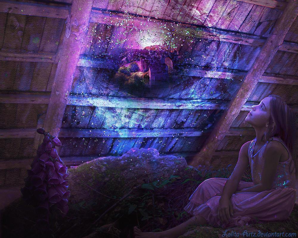 My Little Paradise by Lolita-Artz