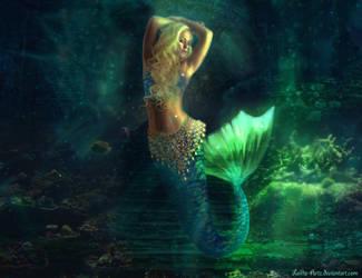 Atlantis goddess