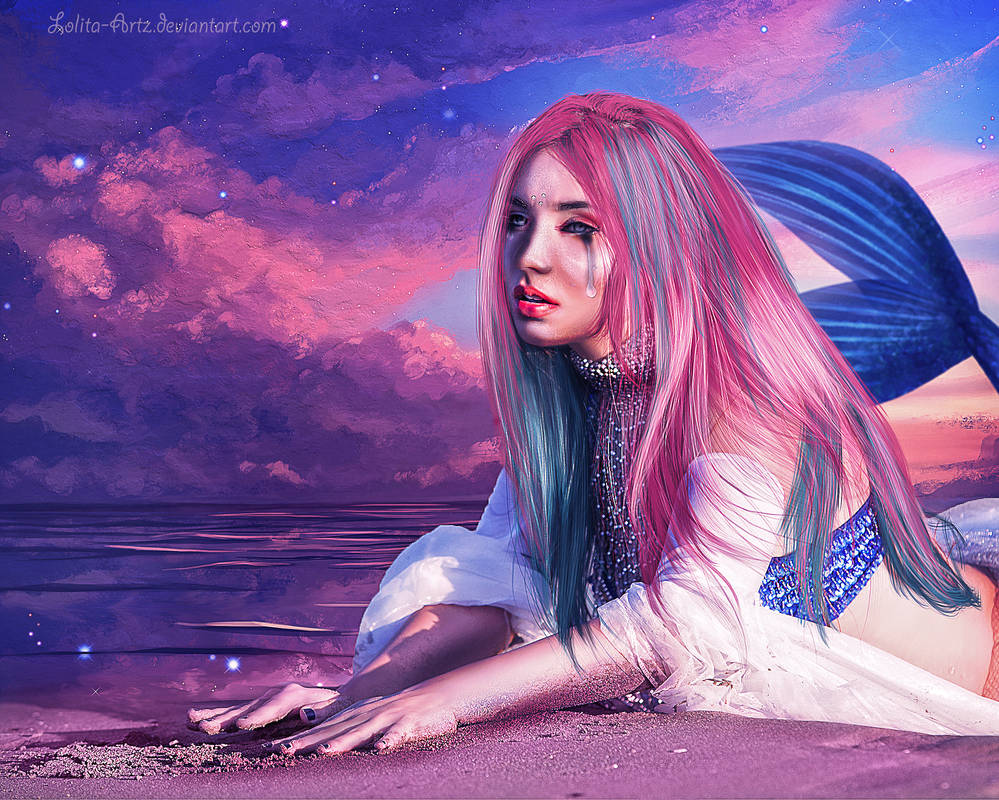 Mermaid Tears by Lolita-Artz