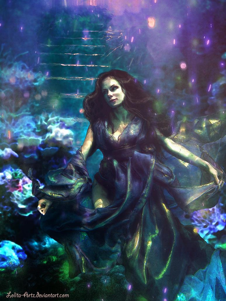 The Sea princess by Lolita-Artz