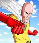 One punch man (saitama)