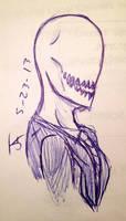 Slendy Doodle