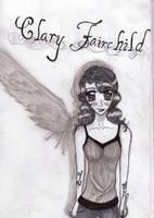 Clary Fray by x-Radar-x