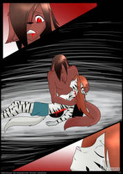 Obsidian: Page 100 by The-Obsidian-Comic