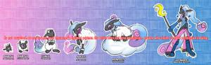 Digimon OC - Lammon line