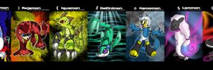 Digimon re:GEN: Colour Genesis