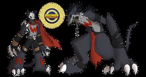 Digimon re:GEN: Javermon